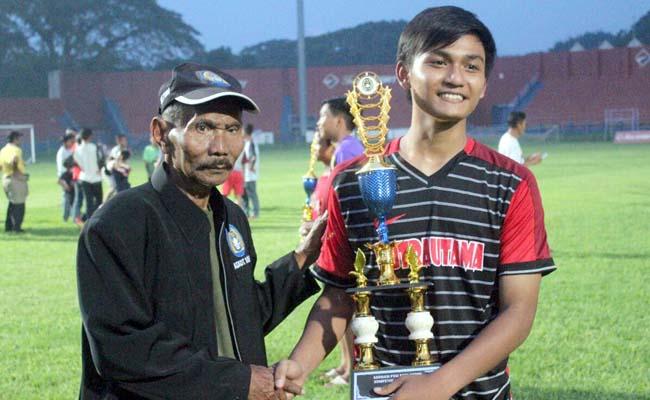 Kota Kediri Sukses Gelar Kompetisi Internal Sepakbola Regional