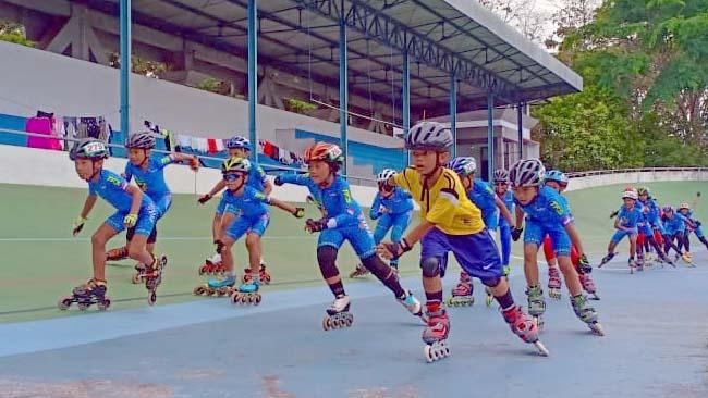 Jelang Kejurnas Sepatu Roda Bupati Malang Cup VI, MILS Kembali Targetkan Juara